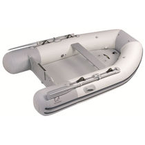 Outboard inflatable boat / foldable / yacht tender / 6-person max.