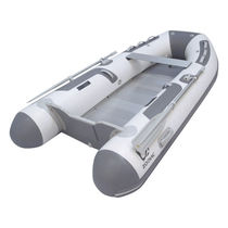 Outboard inflatable boat / foldable / yacht tender / 3-person