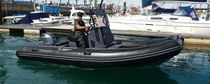 Outboard inflatable boat / diesel / RIB / center console