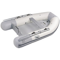 Outboard inflatable boat / foldable / yacht tender / 4-person max.