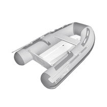 Outboard inflatable boat / RIB / yacht tender / 3-person