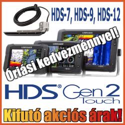 Lowrance HDS Gen2 Touch akció