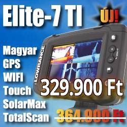 Lowrance Elite-7 Ti