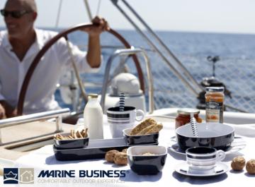hajós étkészletek