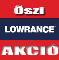 Lowrance 2018 őszi ajándék kampány