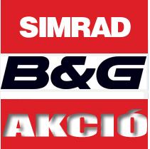 Simrad-B&G 2018 őszi pénz-visszatérítési kampány