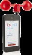 Vaavud szélmérő, széljelző okostelefonra