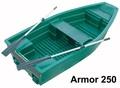 Csónak Armor 250 zöld