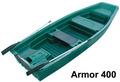 Csónak Armor 400 zöld