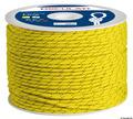 Kötél 8as úszó sárga/fek/piros
