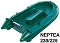 Csónak Armor Neptea 225 zöld