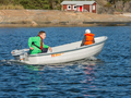 Csónak Terhi 385 ABS