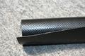 Gcs anyag PVC fekete