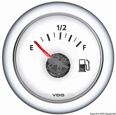 Digitális üzemanyag szintjelző