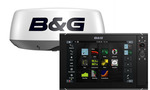 B&G Zeus3-12S MFD és Halo20+