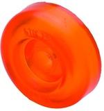 Gumigörgő végzáró PU narancs