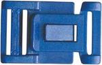 Csatt műa. fekete/kék 40 mm