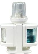 Lámpa fourcolor p/z+fehér+far