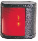 Lámpa bal oldalfény piros műa.