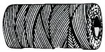 Vitorlavarró cérna 0,8 mm