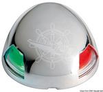 Lámpa bicolor piros/zöld r.m.