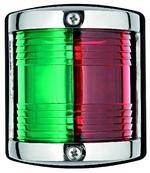 Lámpa bicolor piros/zöld, r.m.