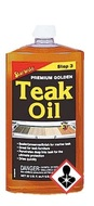 Teak olaj Premium Golden 500ml