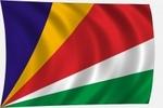 Zászló Seychelles 40x60