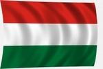 Zászló magyar 135x90 kötős !