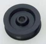 Csigakerék 38mm, 8.2mm tengely