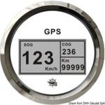 Sebességmérő GPS-es +üzemóra