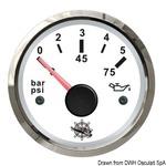 Olajnyomásmérő 5 Bar