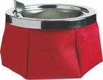 Hamutartó piros/inox átm:115mm