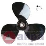Propeller alumínium 15x13balos