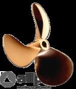 Propeller 19x17 bronz, 3levelű