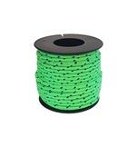 Kötél 4es 12m fluo.zöld rollni