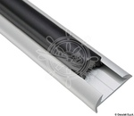 Profil sín alumínium 56 mm-es