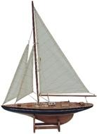 Hajómodell vitorlás 55cm