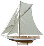 Hajómodell vitorlás L125 H135