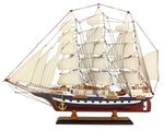 Hajómodell vitorlás 63cm
