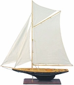 Hajómodell vitorlás