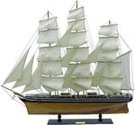 Hajómodell vitorlás Cutty Sark