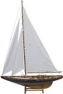Hajómodell vitorlás 75cm