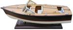 Hajómodell motorcsónak 35cm