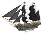 Hajómodell Pirate ship