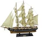 Hajómodell vitorlás 55cm 3árb.