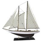 Hajómodell vitorlás 71cm