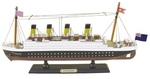 Hajómodell 35cm Titanic