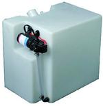 Víztartály + pumpa 32l-es