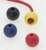 Golyó kötélhez műa., kék
